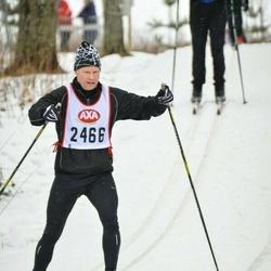 Skiing 45 km - Håkan Wahlgren (2466)
