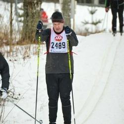 Skiing 45 km - Tomas Snellman (2489)