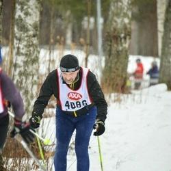 Skiing 45 km - Jan Gustafsson (4086)