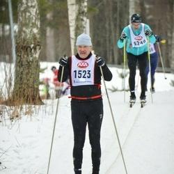 Skiing 45 km - Christer Juhlin (1523)