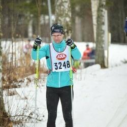 Skiing 45 km - Peter Kasche (3248)