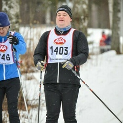 Skiing 45 km - Andreas Byrén (1403)