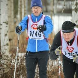 Skiing 45 km - Göran Bostedt (1146)