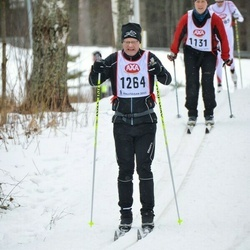 Skiing 45 km - Ano Jussila (1264)