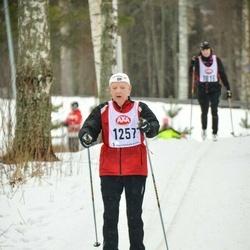 Skiing 45 km - Boris Pihl (1257)