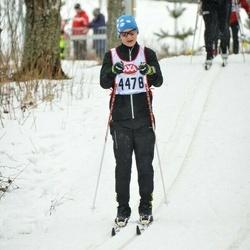 Skiing 45 km - Erik Tamm (4478)