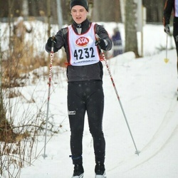 Skiing 45 km - Jack Rosö (4232)