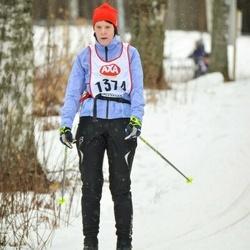 Skiing 45 km - Ann-Cristine Lund (1374)