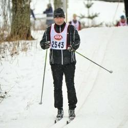 Skiing 45 km - Tor Bagsjøberget (2543)