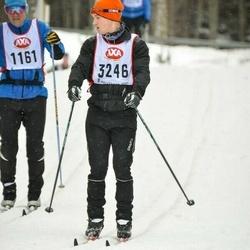 Skiing 45 km - Markus Holmgren (3246)