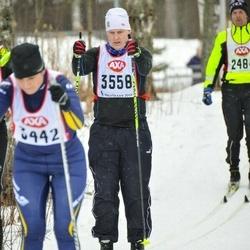Skiing 45 km - Hans Hjalmarsson (3558)