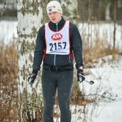 Skiing 45 km - Mathias Harbom (2157)