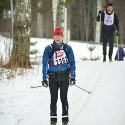 Skiing 45 km - René Eliesen (2362)