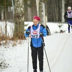 Skiing 45 km - Björn Peterson (2520)