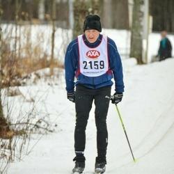 Skiing 45 km - Roland Isebrink (2159)