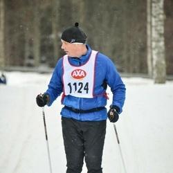 Skiing 45 km - Christoffer Atle (1124)
