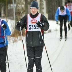 Skiing 45 km - Lars Jacobsson (3355)