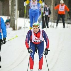 Skiing 45 km - Mikael Wulff (3242)