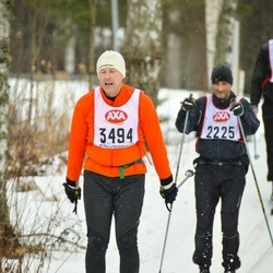 Skiing 45 km - Anders Jansson (3494)