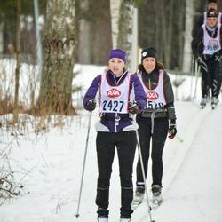 Skiing 45 km - Sofie Nordgren (2427)