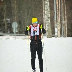 Skiing 45 km - Håkan Löfström (408)