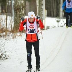 Skiing 45 km - Karl-Erik Friman (3083)