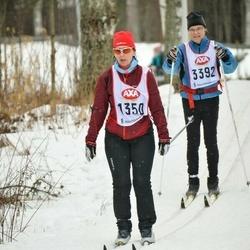 Skiing 45 km - Marita Sand (1350)