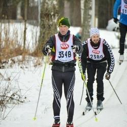 Skiing 45 km - Ari Orjala (3348)