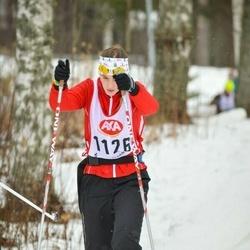 Skiing 45 km - Tua Söderström (1126)