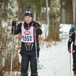 Skiing 45 km - Lars-Olof Andersson (1552)