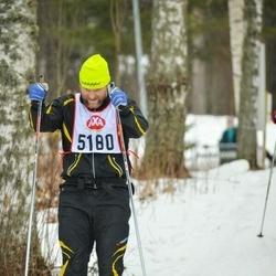 Skiing 45 km - Lars Ek (5180)