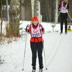Skiing 45 km - Ingrid Sjögrund (1201)