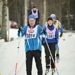 Skiing 45 km - Lars-Åke Nordén (3054)