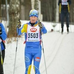 Skiing 45 km - Anders Sjöö (3503)