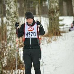 Skiing 45 km - Mattias Isebrink (4270)