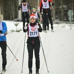 Skiing 45 km - Camilla Siljevik (2171)