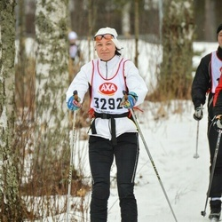 Skiing 45 km - Elisabet Harju (3292)