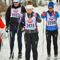 Skiing 45 km - Matilda Fridh (2475)
