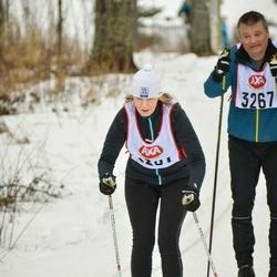 Skiing 45 km - Maria Hedlund (2261)