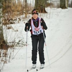 Skiing 45 km - Karin Ericsson (1516)