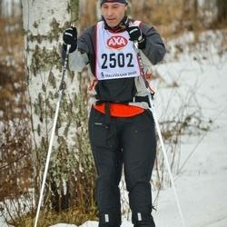 Skiing 45 km - Thomas Skogh (2502)