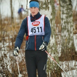 Skiing 45 km - Henrik Lennartsson (4511)