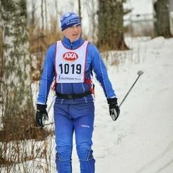 Skiing 45 km - Mikael Furhoff (1019)