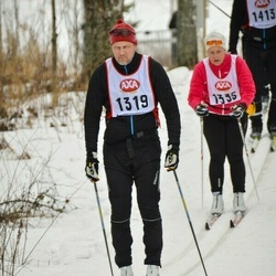 Skiing 45 km - Lars Bjurström Hansson (1319)