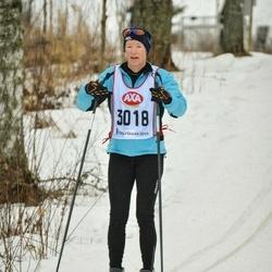 Skiing 45 km - Monika Sandström (3018)