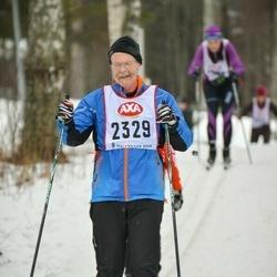 Skiing 45 km - Lars-Erik Svensson (2329)