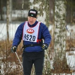 Skiing 45 km - Kaj Aronsson (4520)
