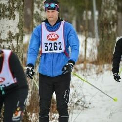 Skiing 45 km - Mons Leiknes (3262)