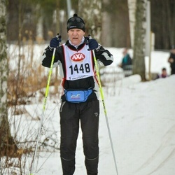 Skiing 45 km - Kenneth Ohlson (1448)