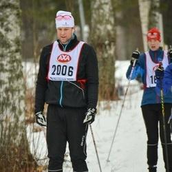 Skiing 45 km - Douglas Helgesson (2006)